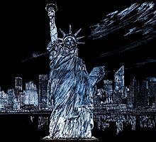 I Love NYC! by mrsaad27