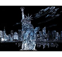 I Love NYC! Photographic Print