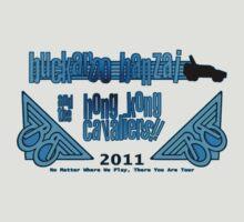 Buckaroo Banzai 2011 Tour - Blue by Hedrin