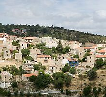 Countryside village in Cyprus  by idoavr