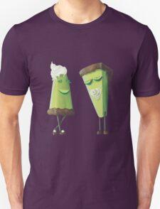 Mr. & Mrs. Key Lime Pie T-Shirt