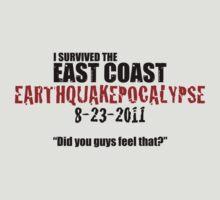 EARTHQUAKEPOCALYPSE 2011 by Ryan Sawyer