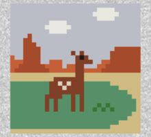 Deer in Meadow Kids Clothes