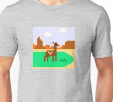 Deer in Meadow Unisex T-Shirt