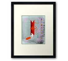 the way it was v1 Framed Print