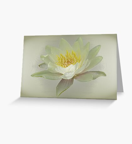 Bright tile Greeting Card