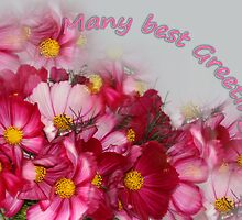 Many best Greetings by RosiLorz