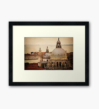 From the Tower Framed Print