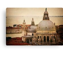 From the Tower Canvas Print