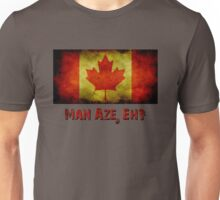 Canada Flag with Mayo Reference Unisex T-Shirt