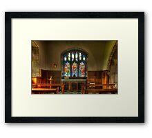 St Michael's Church Framed Print