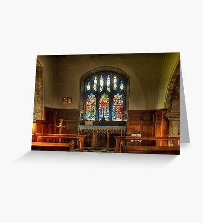 St Michael's Church Greeting Card