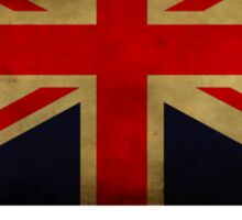 British Flag with Tea Reference Sticker