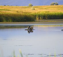 Ninepipe Wildlife Refuge in the early morning (2 of 3) by amontanaview