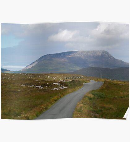 Muckish Mountain Poster
