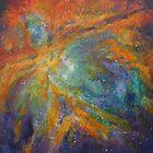 Nebula in Orion by Susan Duffey