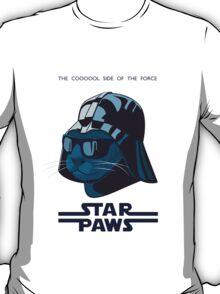 Darth Kitty - Imperial blue T-Shirt