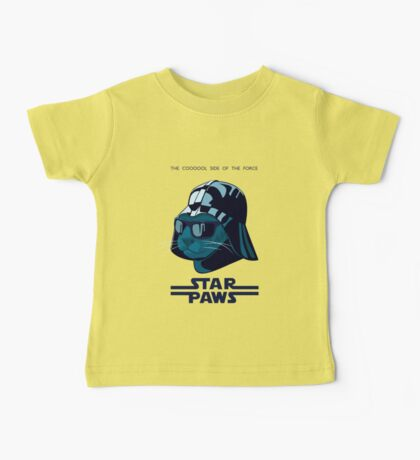 Darth Kitty - Imperial blue Baby Tee