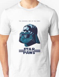 Darth Kitty - Imperial blue T-Shirt