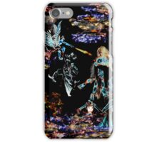 Demon Mural iPhone Case/Skin