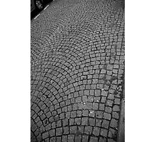 cityscapes #255, roadway Photographic Print