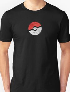 Pokeball Watercolor Print T-Shirt