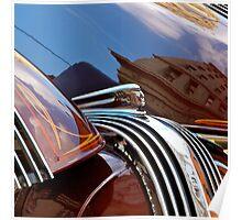 Color Rich Deco Poster