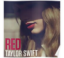 Red - Taylor Swift - Unofficial  Poster