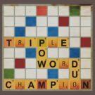 Triple Word Champion by RenJean