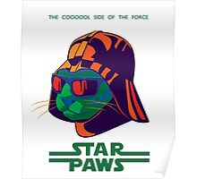 Darth Kitty - Disco Poster