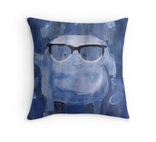 Adipose in the Light Throw Pillow