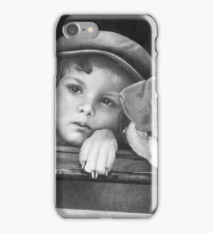 Dickey Moore and Petey iPhone Case/Skin