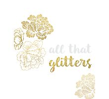 All That Glitters Photographic Print