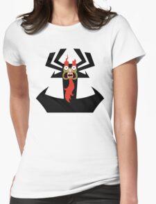 Aku!! Womens Fitted T-Shirt