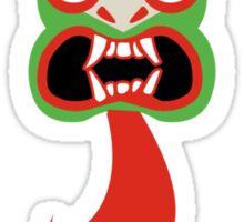 Aku face Sticker