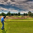 The 9th at Walton Heath by -CO-