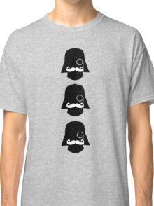 Hipster Darth Vader Classic T-Shirt