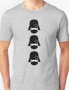 Hipster Darth Vader Unisex T-Shirt