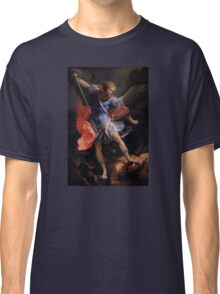 Archangel Michael by Guido Reni Classic T-Shirt