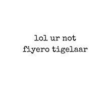 wicked - fiyero tigelaar by annalisareyanne