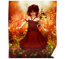 Last Warmth of Autumn Poster