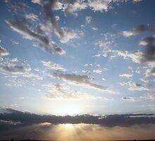 glorious day's end by Iris MacKenzie