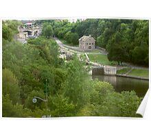 Locks - Ottawa River Poster