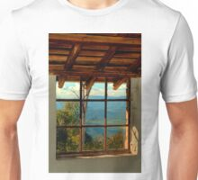 0648 Through the Window Unisex T-Shirt