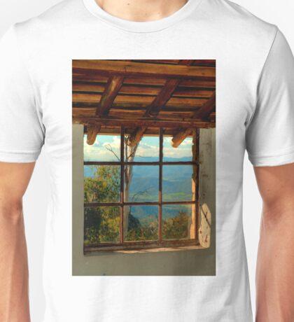 0648 Through the Window T-Shirt