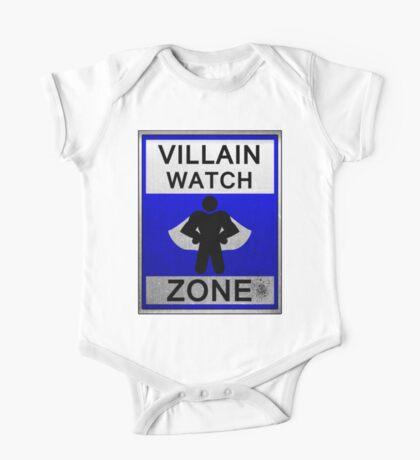 Villain Watch Zone One Piece - Short Sleeve