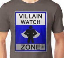 Villain Watch Zone Unisex T-Shirt