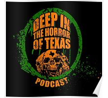 Deep in the Halloween of Texas Podcast Poster