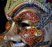 Mask by Barbara  Brown