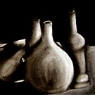 Still Bottles by Paul Nelson